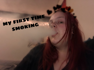 my first time smoking weed