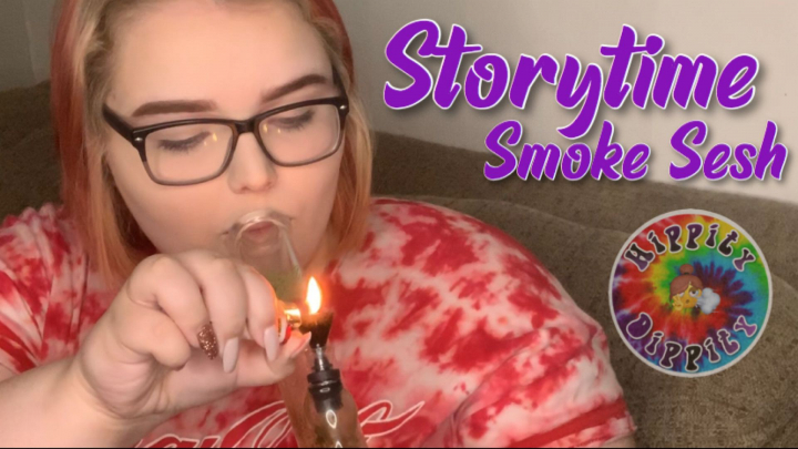 Weed Storytime & Bong Sesh | Get Lit With Me