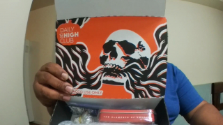 DAILY HIGH CLUB SPOOKY MONTHLY SUBSCRIPTION BOX