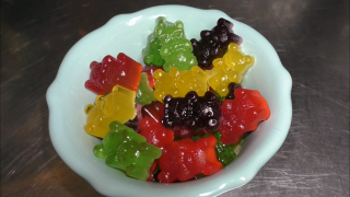 CBD GUMMY BEARS . . . ~COOKING WITH CANNABIS~