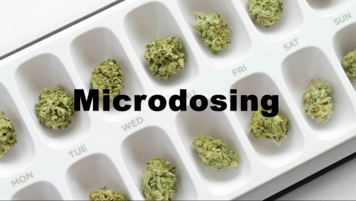 What Is It? - Microdosing