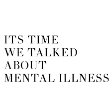 MENTAL HEALTH - NOT AN EASY TOPIC