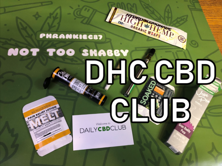 Daily High Club CBD Club Unboxing