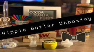 Hippie Butler Unboxing Concentrates Box #3