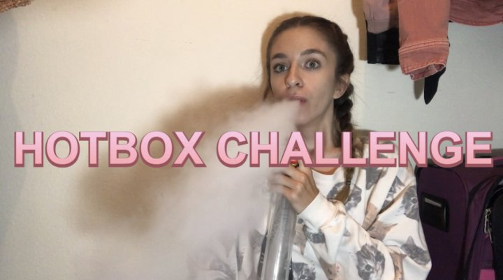 10 MINUTE HOTBOX CHALLENGE