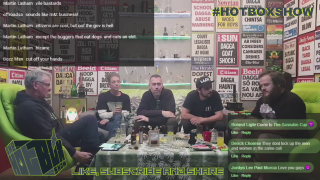 The #HotboxShow Ep 95 Ft. #StopTheCops