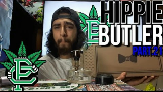 Hippie Butler Concentrate Unboxing||July 2019