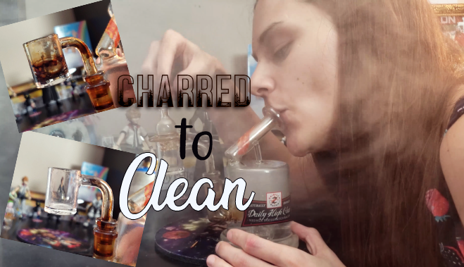How To Clean Your Banger... THE EASY WAY!