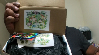 the weed box monthly subscription box