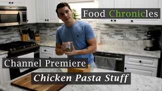 Food Chronicles: Channel Premiere -