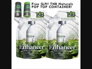 Hydro-hoot TNB Naturals natural CO2 generator is the best CO2 product on the market
