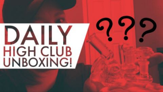 Daily High Club Unboxing!