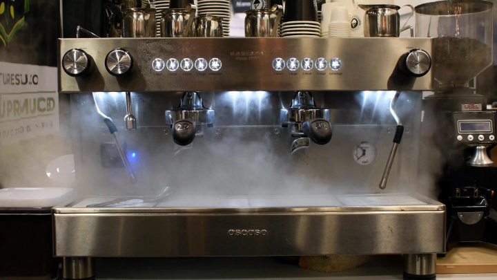 Cold Fire Roasters Brand Highlight // The Green Lab