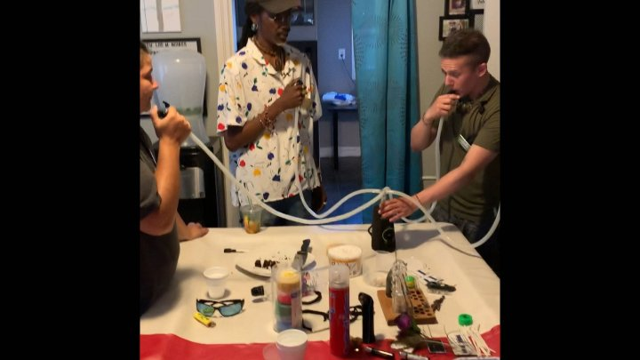 Trannabis Chi Test Class - VapeXhale EVO CONNECT EXPERIENCE