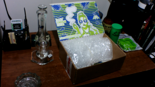 September Daily High Club Unboxing/ dabbing on Roslin on Roster Rig