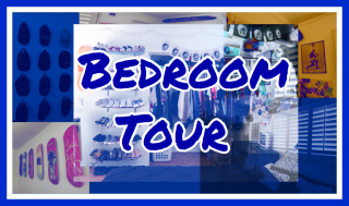 BEDROOM TOUR | WHAT'S ON MY WALLS