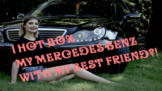 I HOT BOX MY MERCEDES WITH MY BEST FRIEND?!