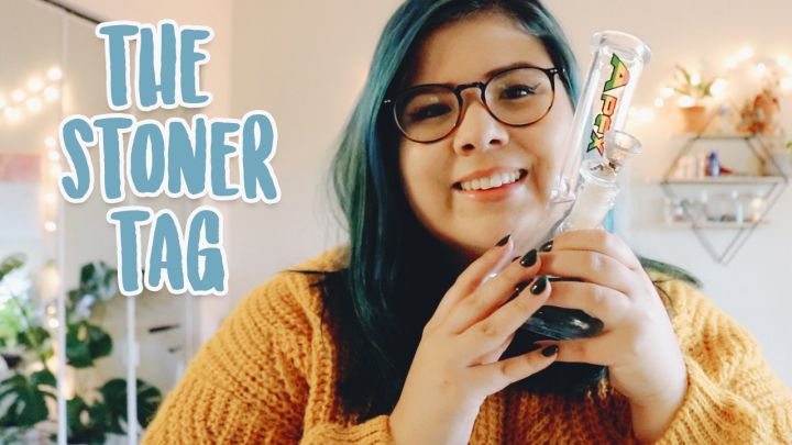 SPILLING THE TEA | STONER TAG