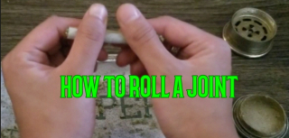 How to roll a joint || Quick and Easy, with or without filter