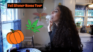 Fall Stoner House Tour|Bakedbeauty420
