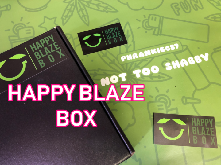 Happy Blaze Box Unboxing