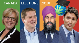 2019 Canada Election - All The Looney Tunes Running w/ Lex Blazer