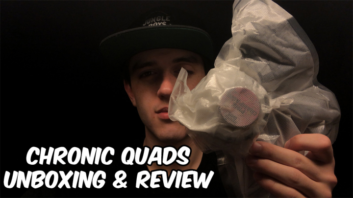 Chronic Quads Unboxing & Review