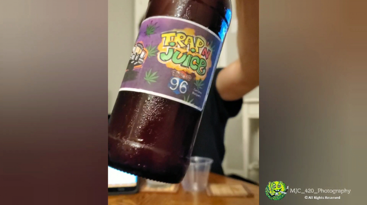 96edibles Trap N' Juice Review: 13,000MG OF THC!!!!