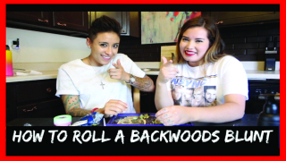 HOW TO ROLL A BACKWOODS W/ IZZY BLAZE