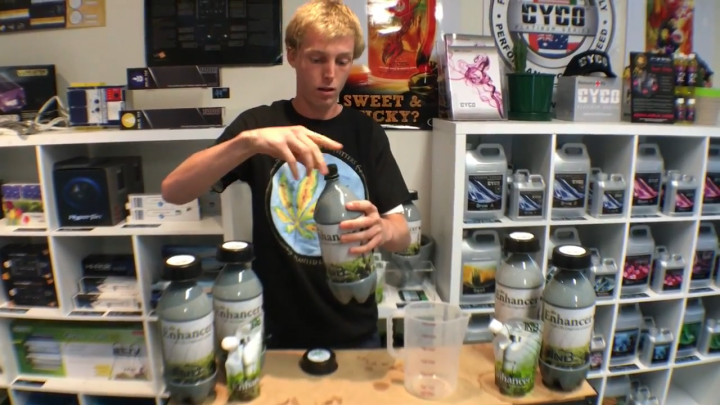 A-Grade TV - How To Set Up Co2 In Your Grow Room