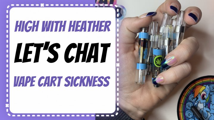 [High with Heather] Let's Talk about Vaping Illnesses