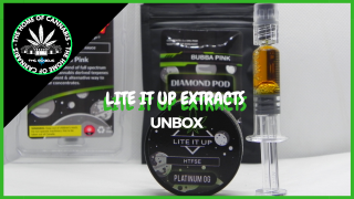 WHAT'S IN THE BOX? (Lite It Up Extracts Mystery Unbox)