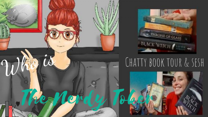 Who is the Nerdy Toker? | My Book Collection Tour & Chatty sesh