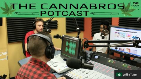 The Cannabros Podcast: SE1 | EP1 -- Vaping Crisis, Edibles, Best Smoking Experiences & More!!!!