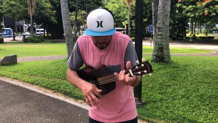 Stoned in Hawaii - Music in the Park
