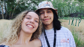 TWO DAY ROAD TRIP IN ARIZONA | Rebelution Show in the Woods