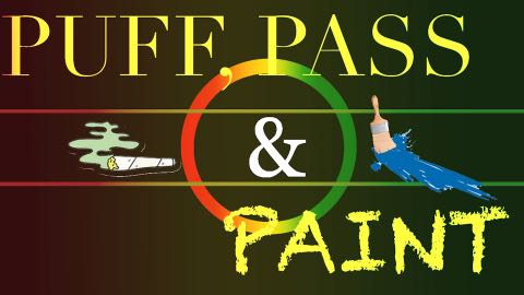 PUFF, PASS & PAINT    EP. 1