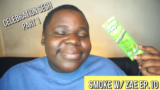 I got featured on TWT and We're Celebrating | Smoke w/ Zae Ep.10 Part 1