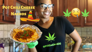 How To Make Cannabis INFUSED Nachos!