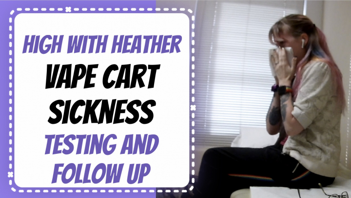 [High with Heather] Let's Talk about Vaping Illness