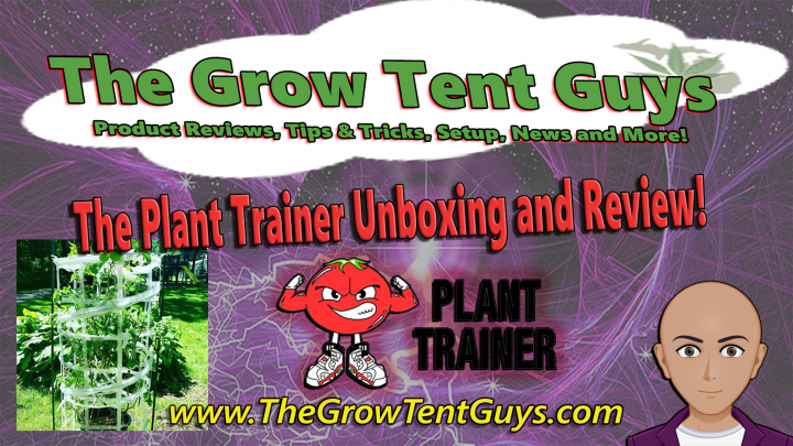 The Plant Trainer Unboxing and Review