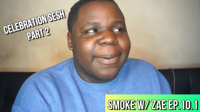 I got featured on TWT and We're Celebrating | Smoke w/ Zae Ep.10.1 Part 2