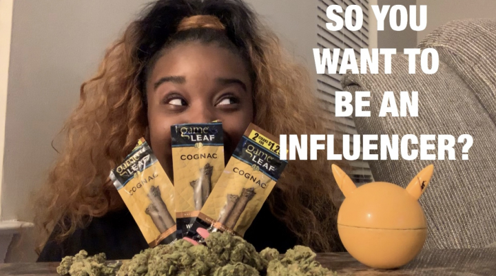 INFLUENCER TIPS OVER A BLUNT // WINNER ANNOUNCED!