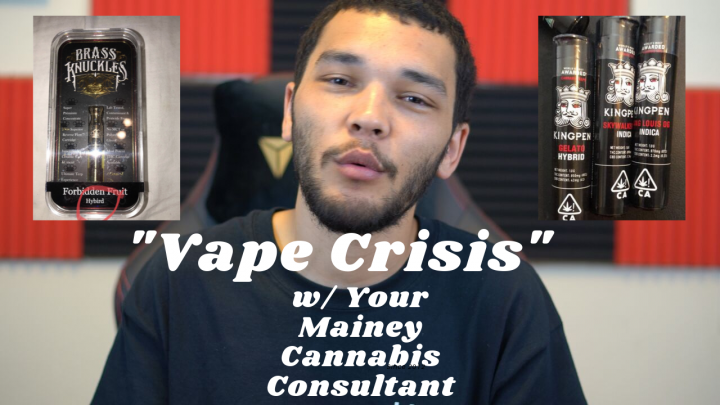Is Cannabis to Blame for the Vape Crisis? | News Update |