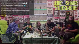 The #HotboxShow Ep 103 Ft. Green Sesh Market