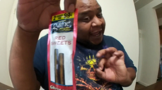 how to roll Garcia Vega game red sweet blunt