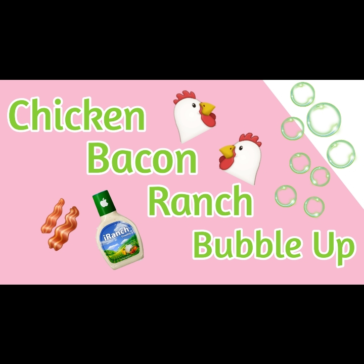 Chicken Bacon Ranch Bubble-Up | Cooking High