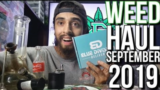 Unboxing Some Weed(Weed Haul #4)))