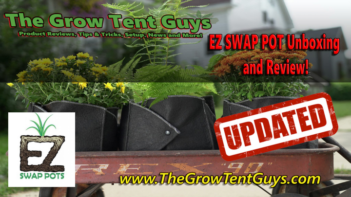 EZ Swap Pot unboxing and review Updated Sept. 23, 2019!!!