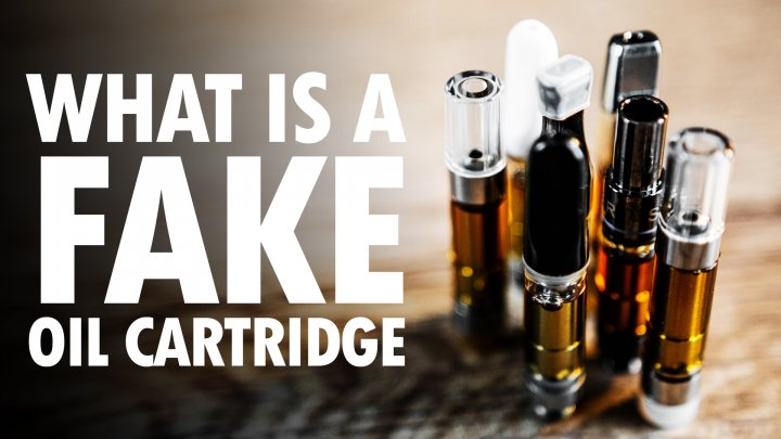 What is a Fake Oil Cartridge?